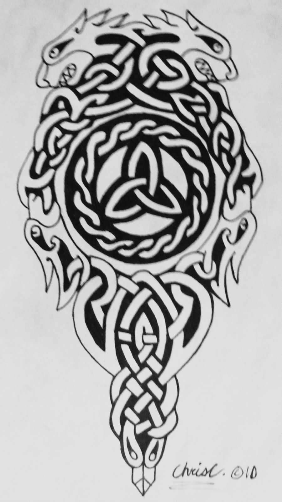 celtic tattoo images designs. Black Bedroom Furniture Sets. Home Design Ideas