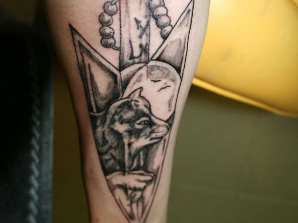 Dagger tattoo images designs for Indian ink tattoo