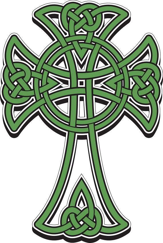 Cross tattoo images designs for Celtic frog tattoo designs