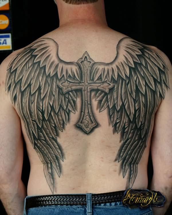 55 Attractive Back of Neck Tattoo Designs  For Creative