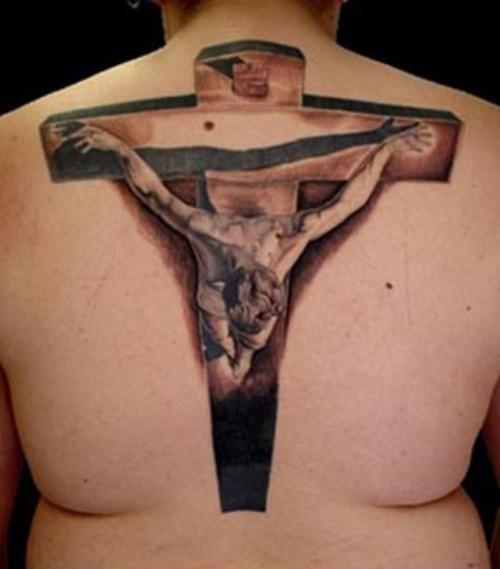 Unique Cross Tattoos