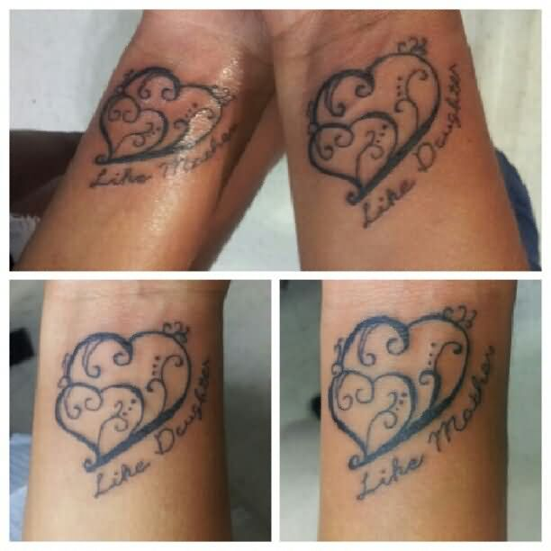 Mother tattoo images designs for Matching tattoos for mother and daughter quotes