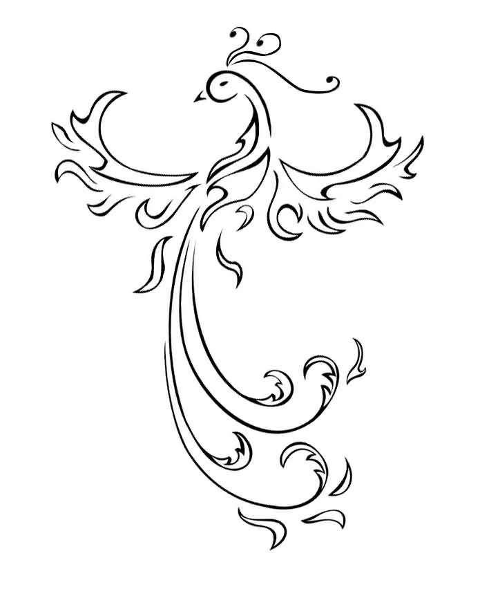 Phoenix Tattoo Images amp Designs