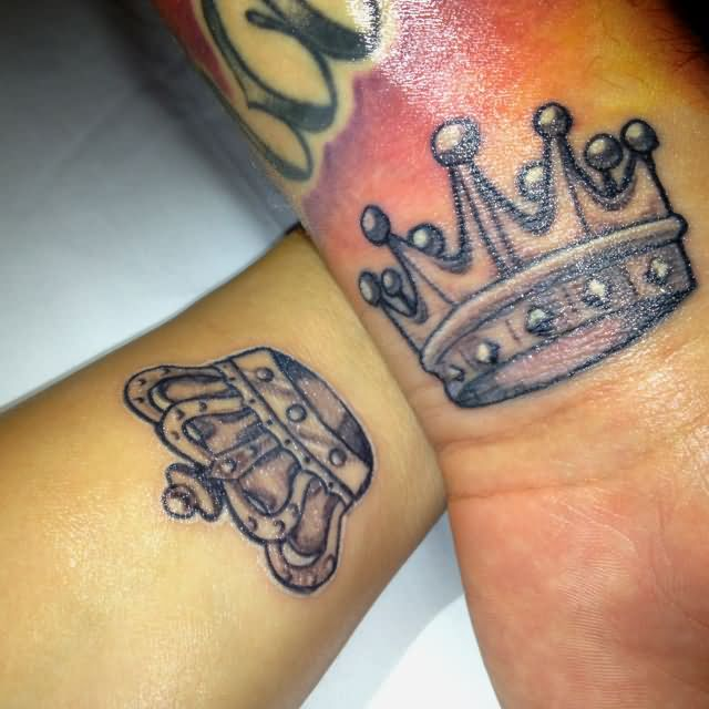 African queen crown tattoo for Black african queen tattoos