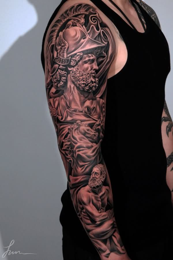 sleeve tattoo images designs. Black Bedroom Furniture Sets. Home Design Ideas