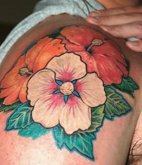 Beautiful Flower Picture on Flower Tattoos Pictures And Images   Page 79