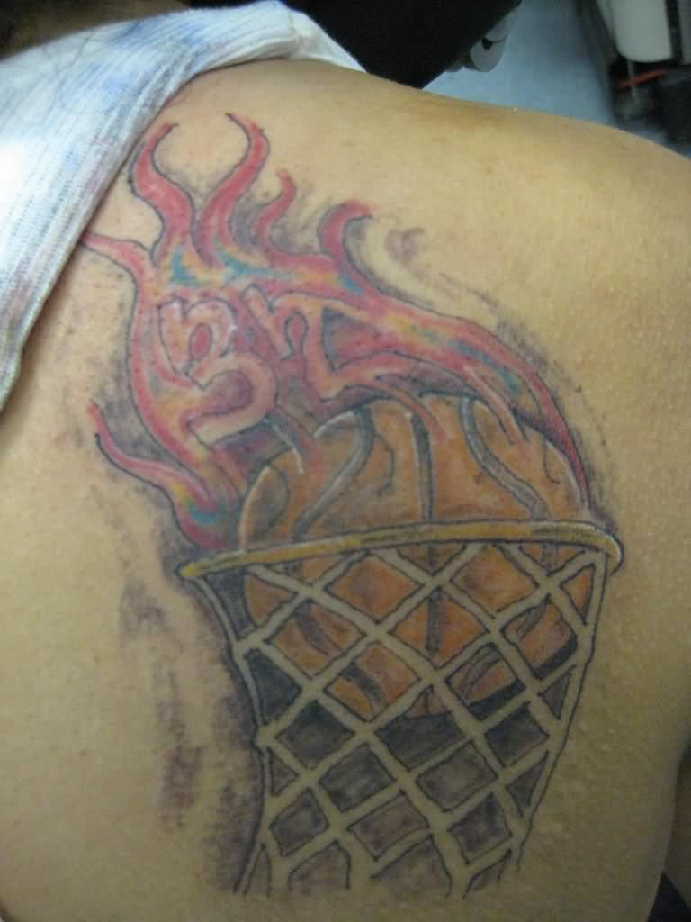 basketball tattoo images amp designs