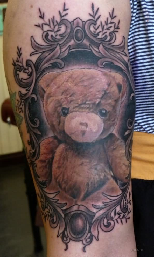 Bear Tattoo Images Amp Designs