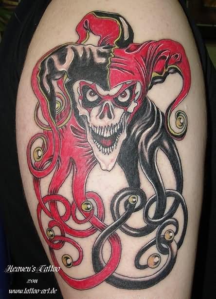 clown tattoo images amp designs