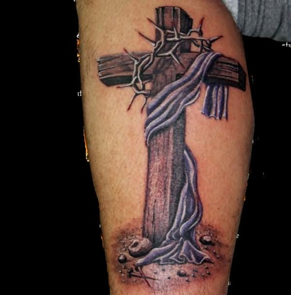 Cross tattoo images designs