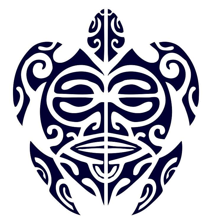 japanese tribal turtle tattoos design. Black Bedroom Furniture Sets. Home Design Ideas