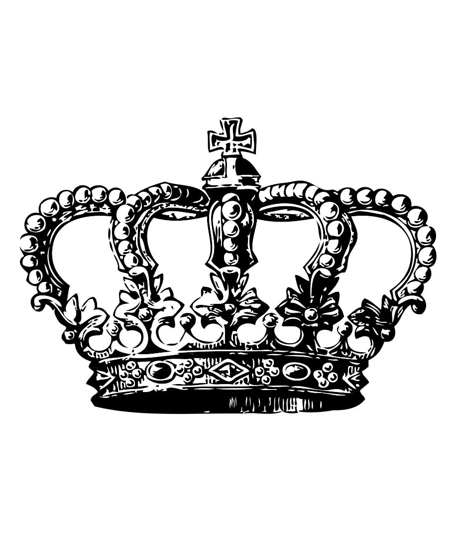 Crown Tattoo Images &amp Designs