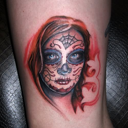 girl tattoo images designs