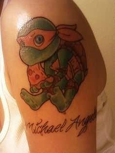 Turtle Tattoo Images & Designs
