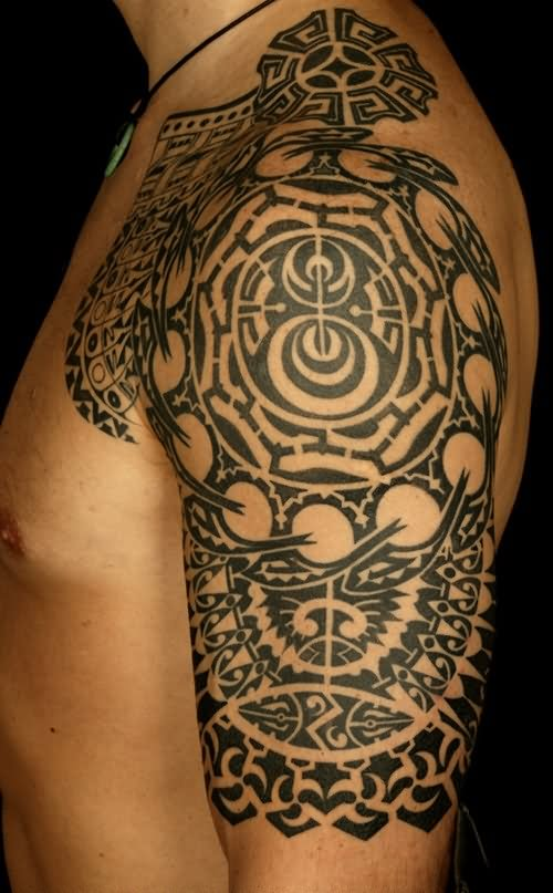 Awesome Tribal Tattoo: Tribal Tattoo Images & Designs