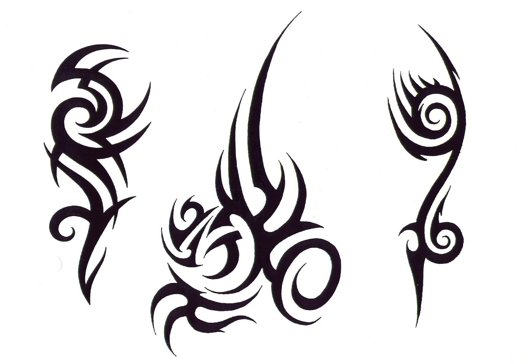 Latest Tribal Tattoos Designs Irish Symbol For Family Tattoo
