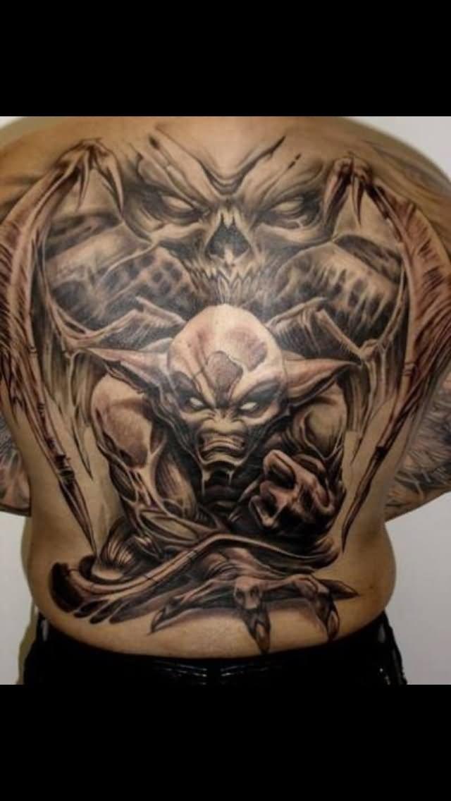 Demon Tattoo Images Amp Designs
