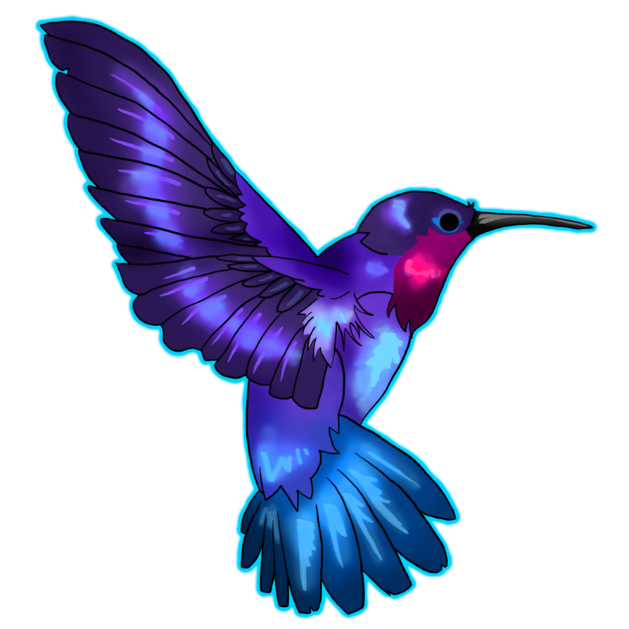 Hummingbird Tattoo Images Designs