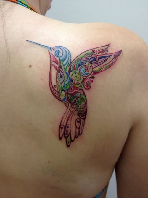 Hummingbird tattoo images designs for Hummingbird tattoo designs