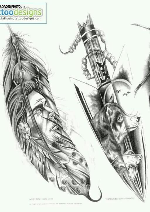 Indian Tattoo Images amp Designs