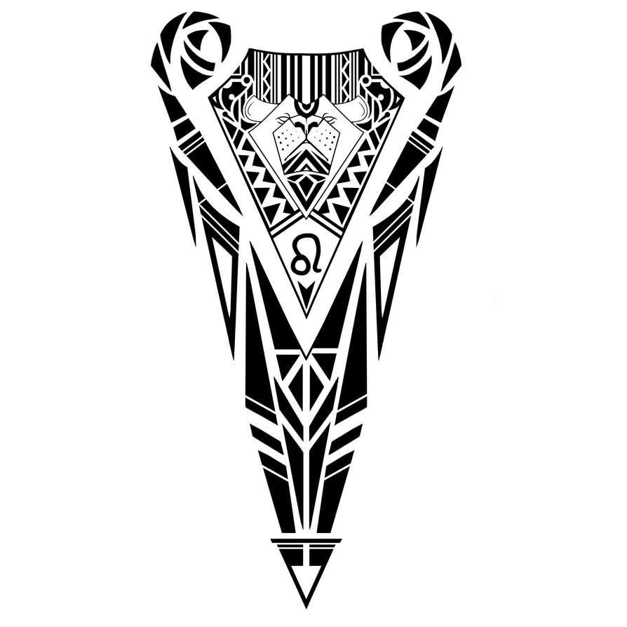 leo tattoo images designs. Black Bedroom Furniture Sets. Home Design Ideas