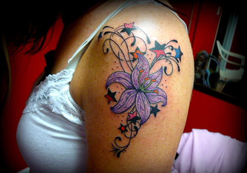 lily tattoo images amp designs