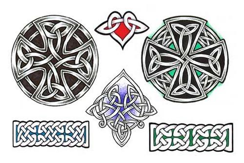 Celtic Knot Tattoos Designs Ideas