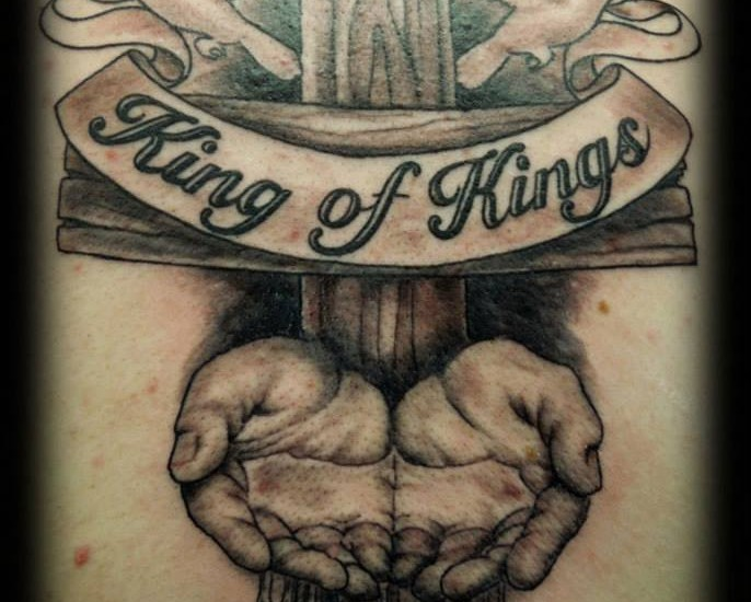 Kings Tattoo Images & Designs