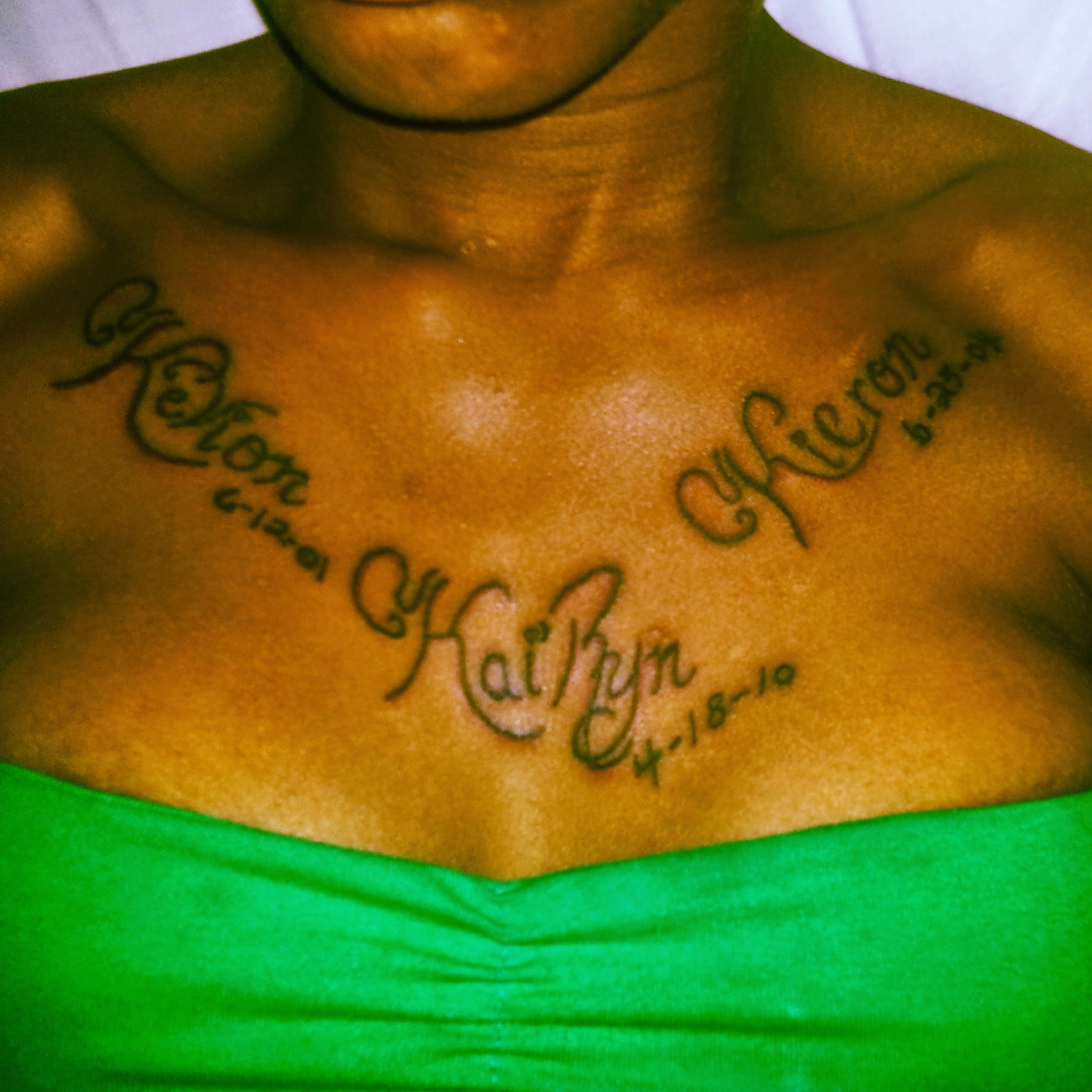 Name Tattoo Images & Designs