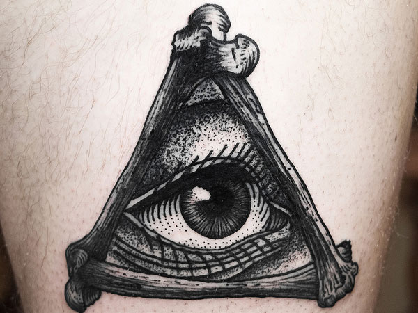 Illuminati Tattoos Tattoo Images & Designs