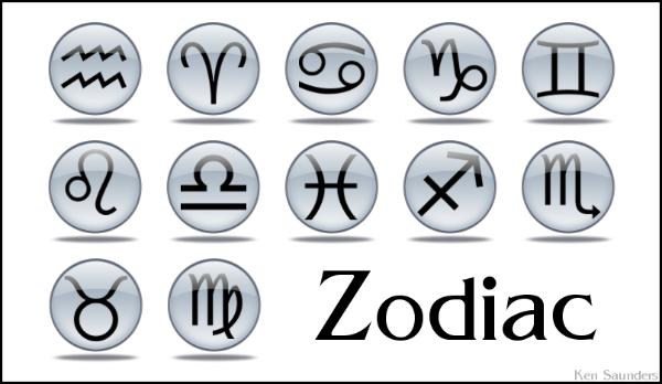 Zodiac Symbols Tattoo Art Designs Gallery