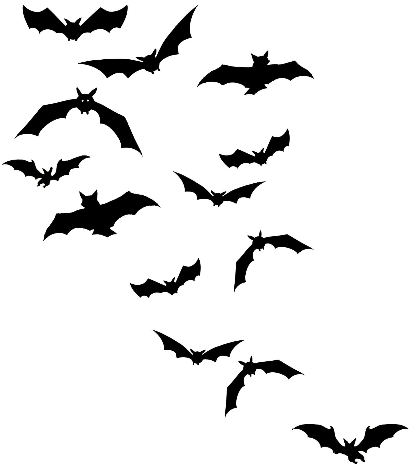 Amazing Black Bats Tattoos Designs