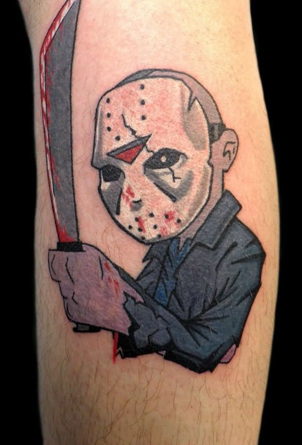 Cartoon Tattoo Images Designs