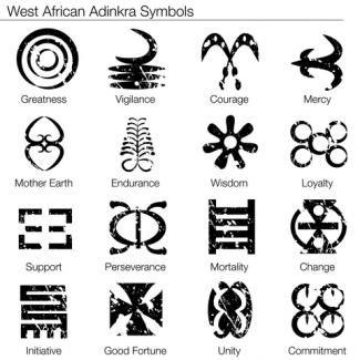 african symbols tattoo designs. Black Bedroom Furniture Sets. Home Design Ideas