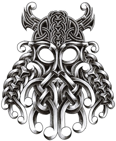 Eagle By Roblfc1892: Celtic Tattoo Images & Designs