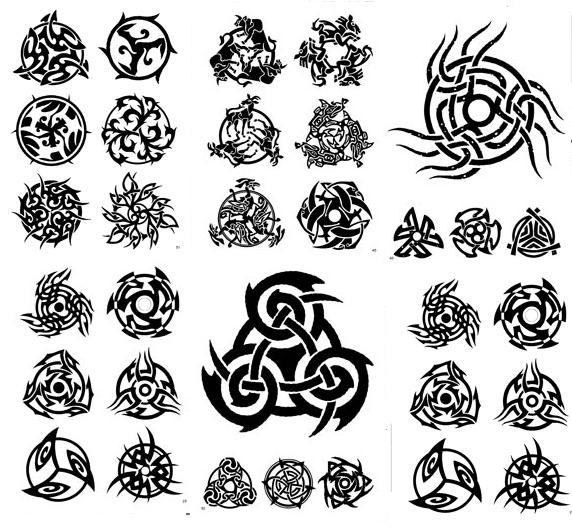 Cool Small Designs celtic tattoo images & designs