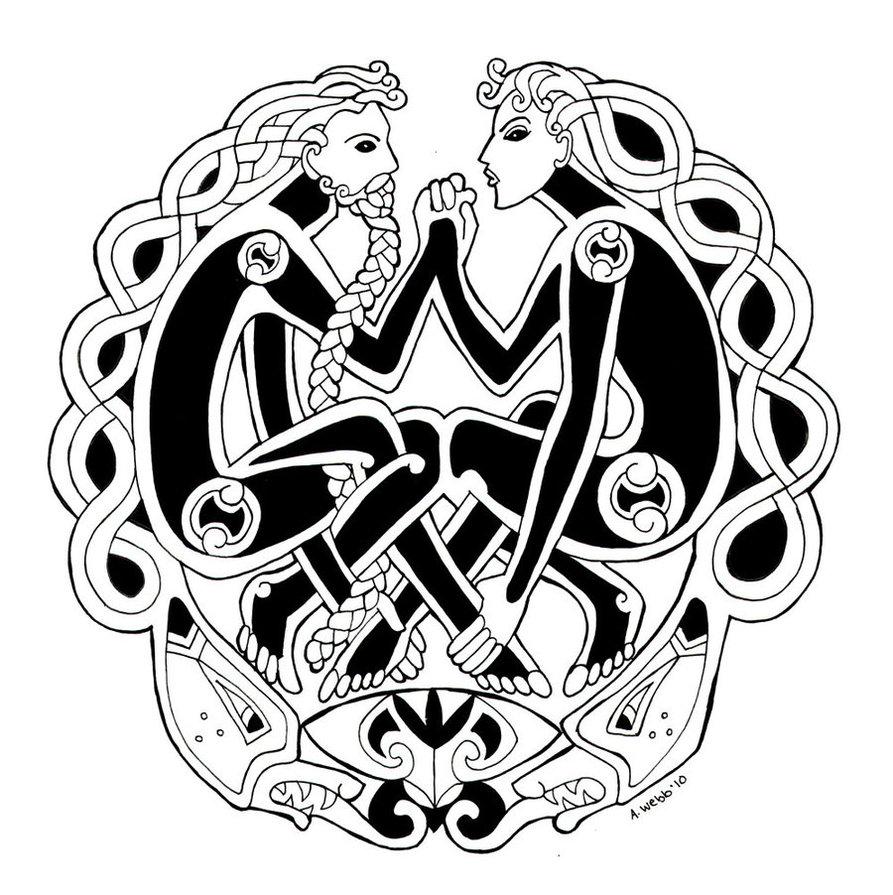 Celtic symbol tattoo unique celtic symbol tattoo design biocorpaavc Gallery