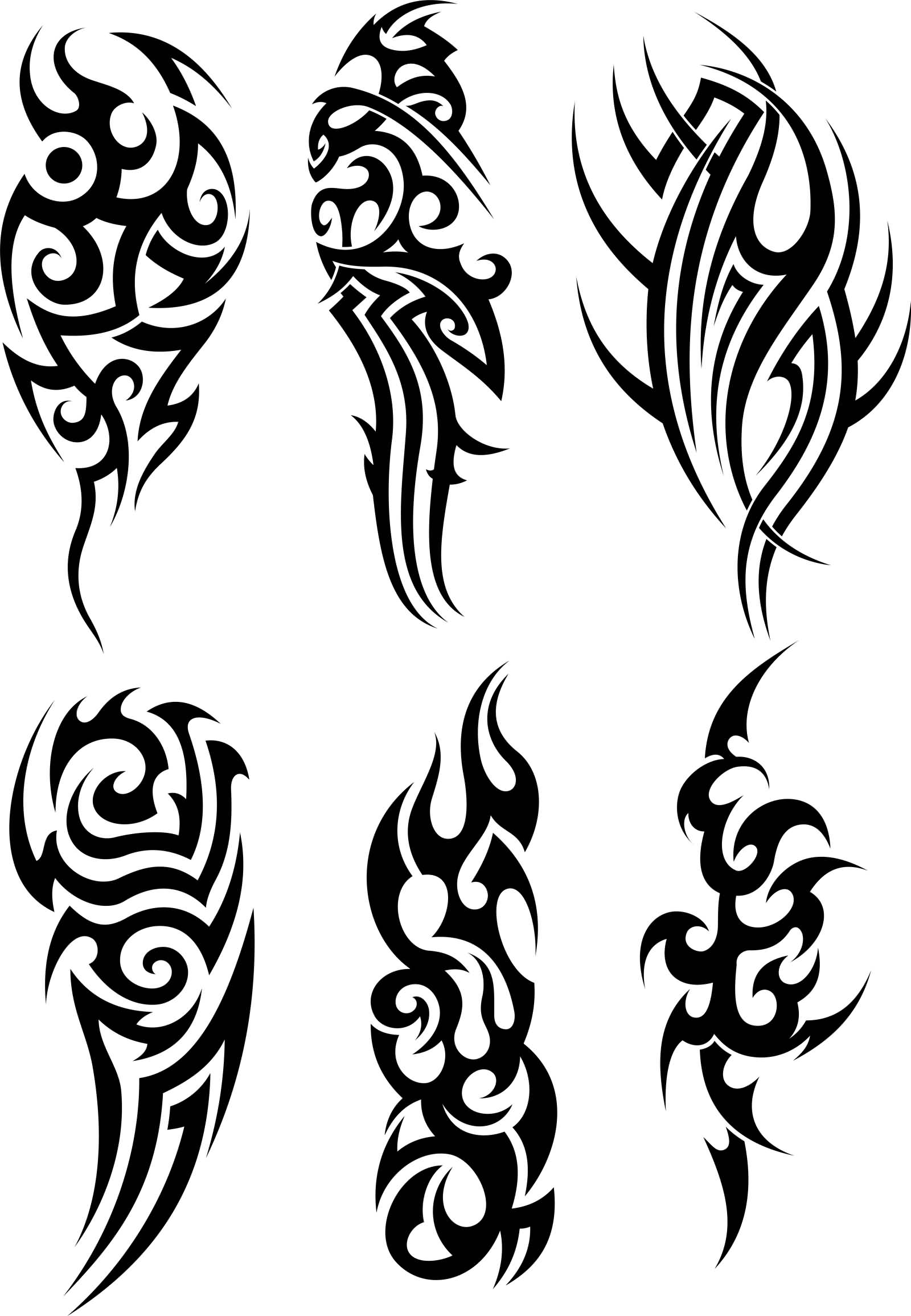 Tribal tattoo images designs for Images of tribal tattoos