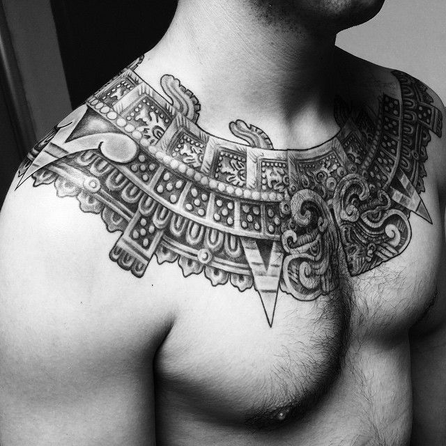 Aztec Tattoos Designs Ideas And Meaning: Aztec Tattoo Images & Designs