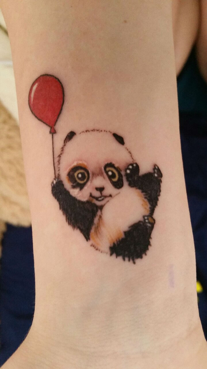 Panda Tattoo Images Amp Designs