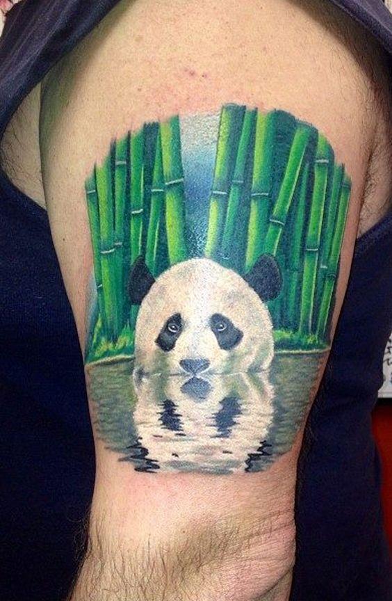 panda tattoo images amp designs