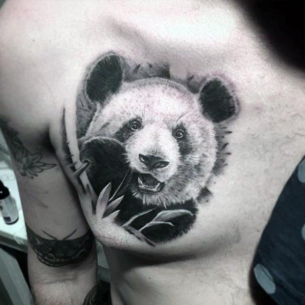 Tumblr Panda Tattoo