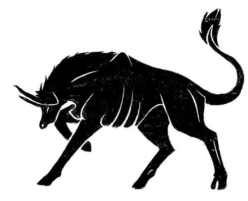 tattoo tribal bull Download Deviantart Bull  Tribal Tattoo #16476 Free By  On Gwendrael
