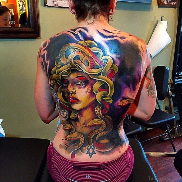Black Medusa Tattoo: Medusa Tattoo Images & Designs