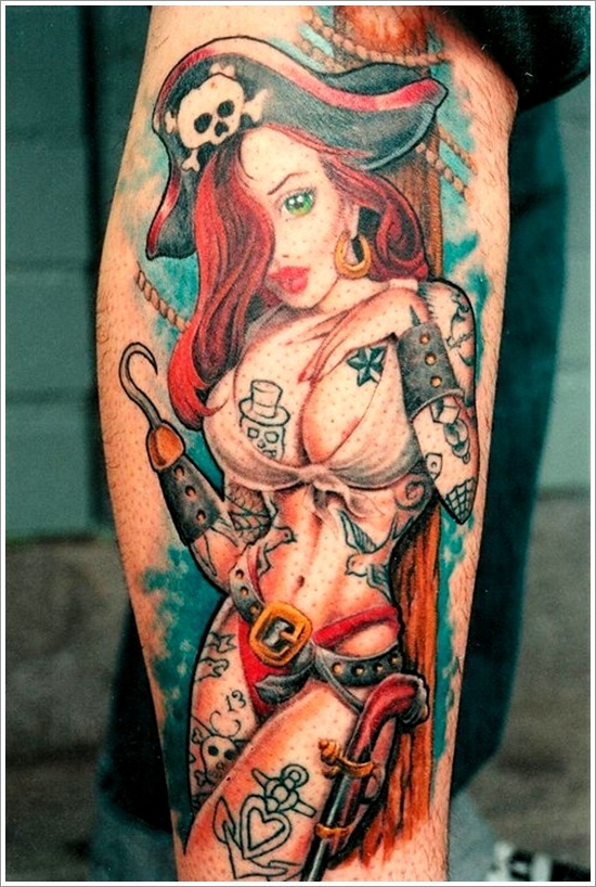 Tatuajes Pin Up pin up girl tattoo images & designs