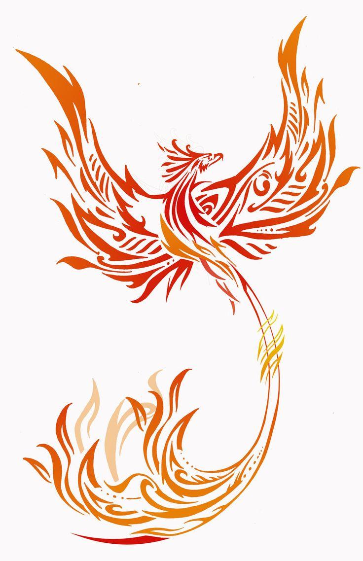 Awesome Phoenix Tattoos Ideas