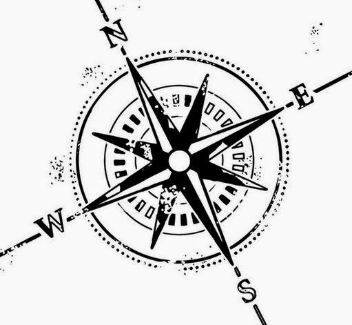compass tattoo images  u0026 designs