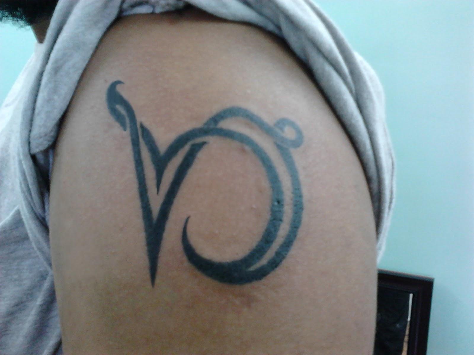 Татуировки знаки зодиака козерог фото