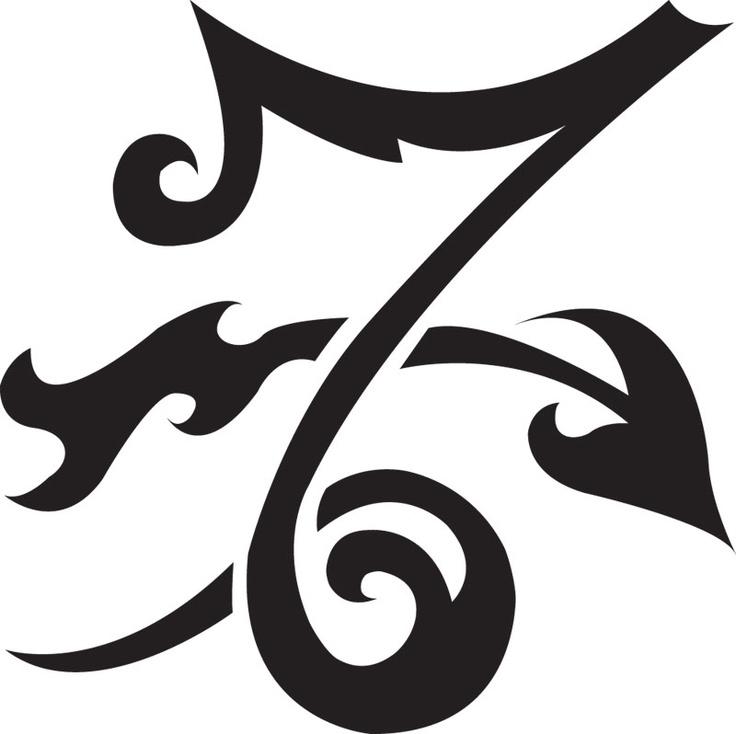Zodiac Symbol Capricorn Tattoo Design
