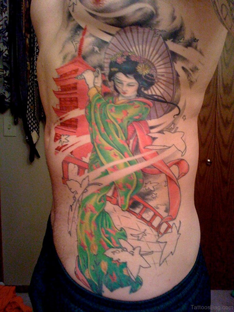 Geisha tattoo images designs - Tattoos geishas japonesas ...